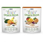 Compleat® Pediatric Organic Blends