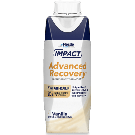 Impact Advanced Recovery® nutrition drink bottle