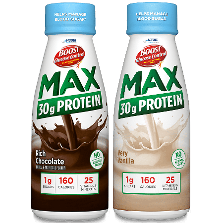 BOOST Glucose Control® MAX 30g Protein Drink