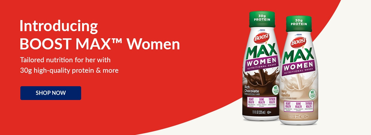 Shop our NEW BOOST MAX™ Women