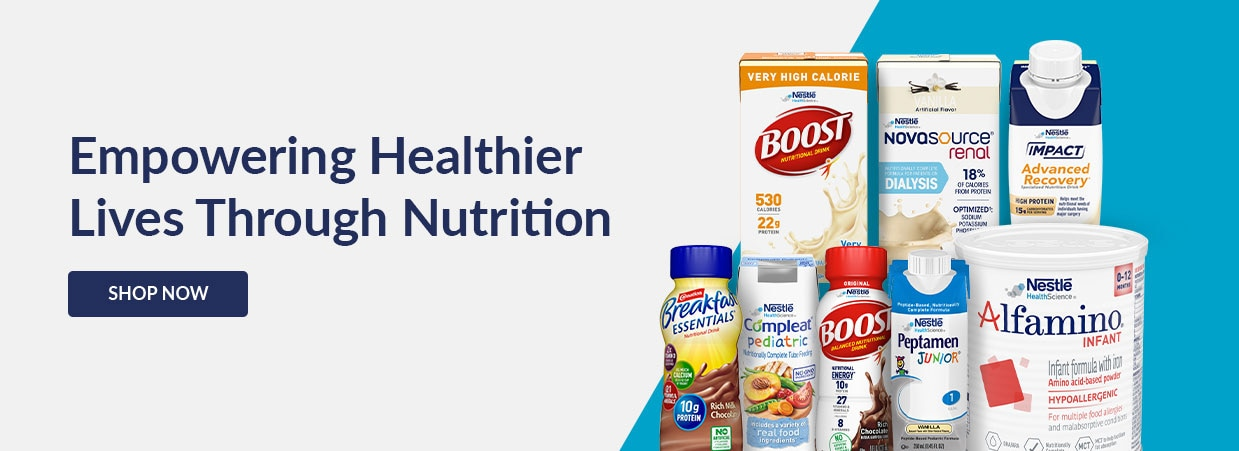 Empowering Healthier Lives Through Nutrition - Nestle Health Science